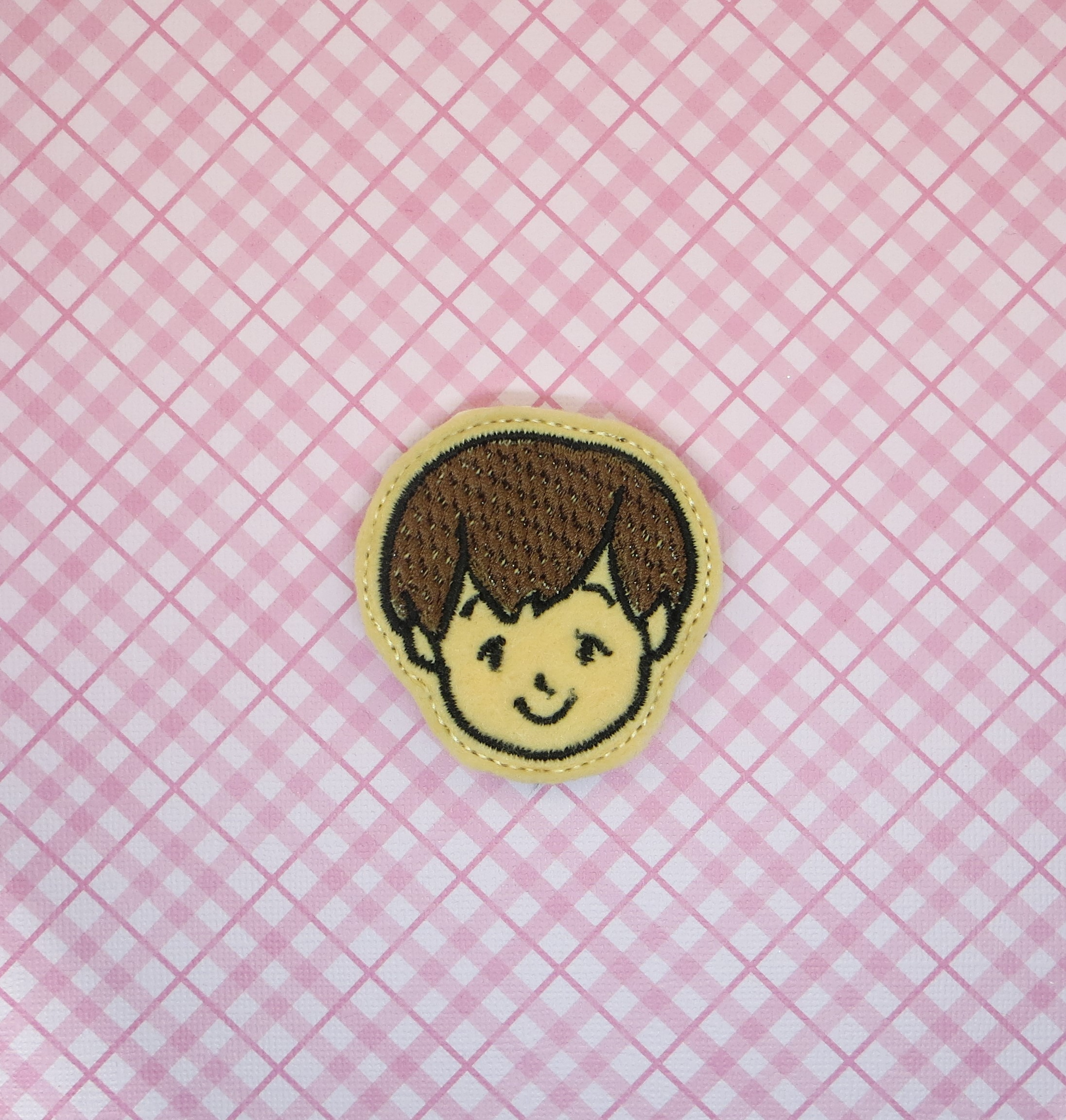 Christopher Robin Feltie Embroidery Design