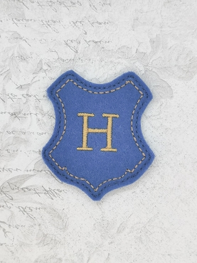 HP Shield Feltie Embroidery Design