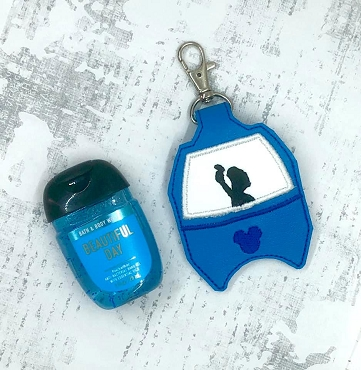 Repair Guy Skyiner Hand Sanitizer Embroidery Design