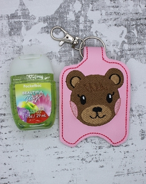 Maple Animal Crossing Hand Sanitizer Embroidery Design