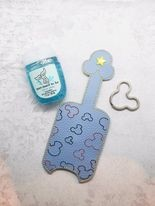 Scattered Mouse Hand Sanitizer Embroidery Design