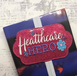 Healthcare Hero Planner Band