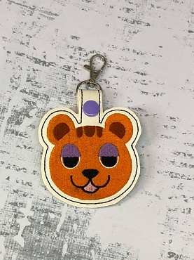 Sally from Animal Crossing Snaptab / Keyfob Embroidery Design