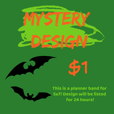 Tuesday Halloween Mystery Design